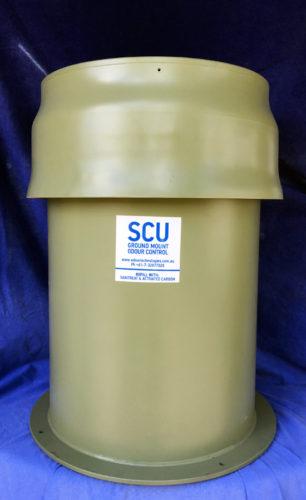 poly cartridge SCU