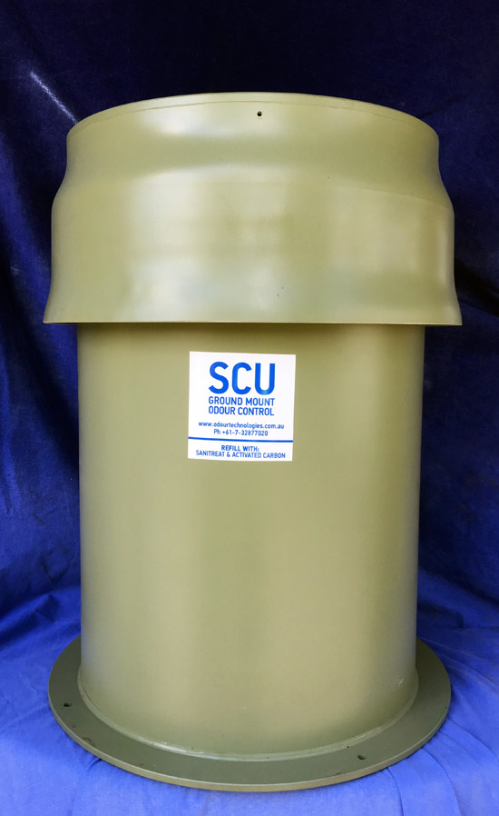 poly cartridge SCU