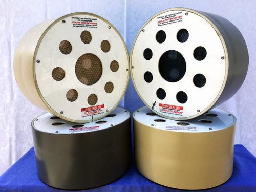 SCU Odour filter refillable