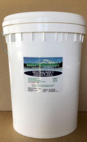 neutraliser vapour gel