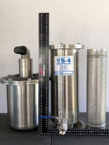 VS4 smart valve Low Profile